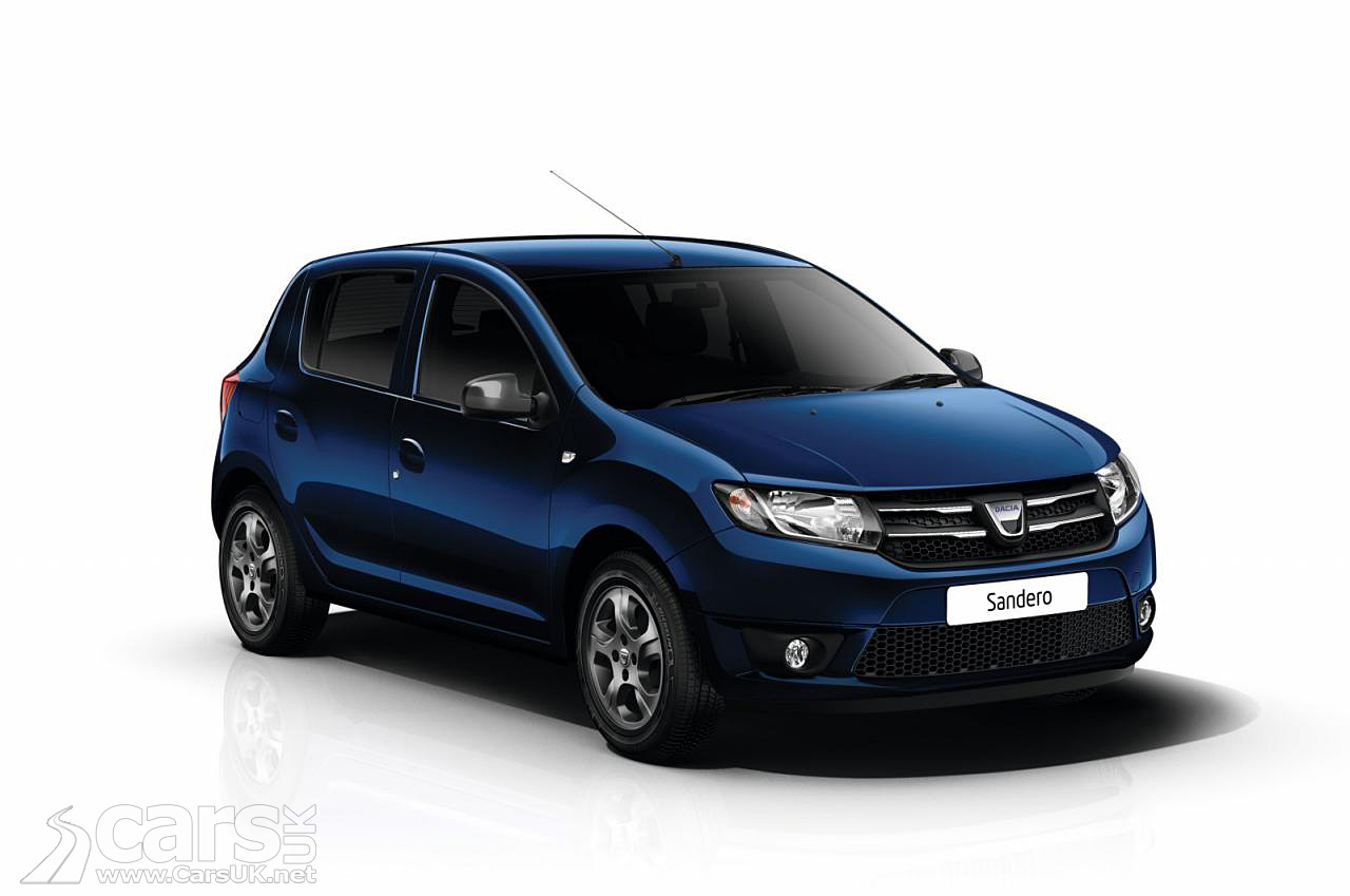 dacia sandero duster logan laureate prime special edition pictures cars uk. Black Bedroom Furniture Sets. Home Design Ideas