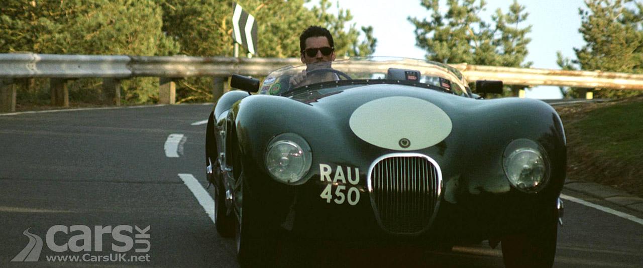 David Gandy Jaguar Escapism