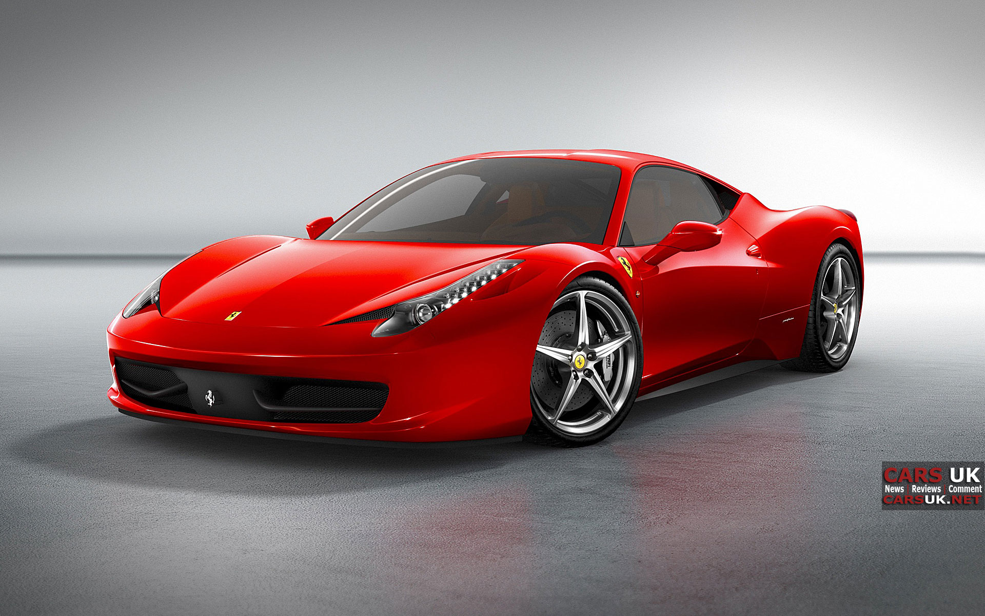 Ferrari 458 Italia Wallpaper 6