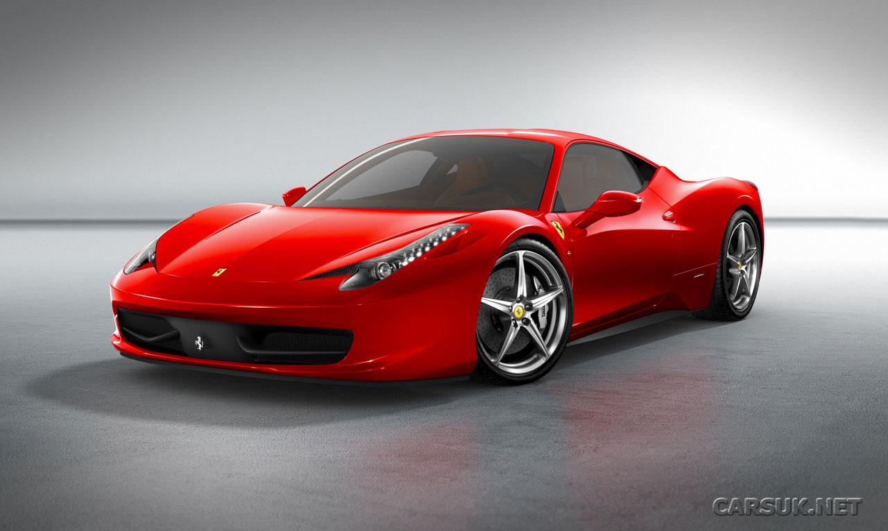 Ferrari 458 Italia Full Price Details