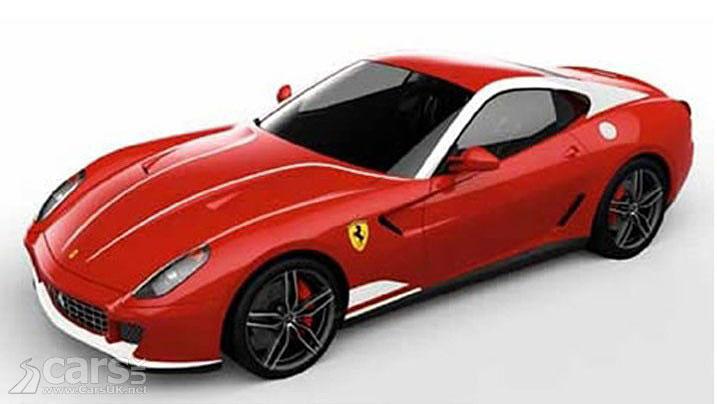 Ferrari 599 GTB 60F1 1