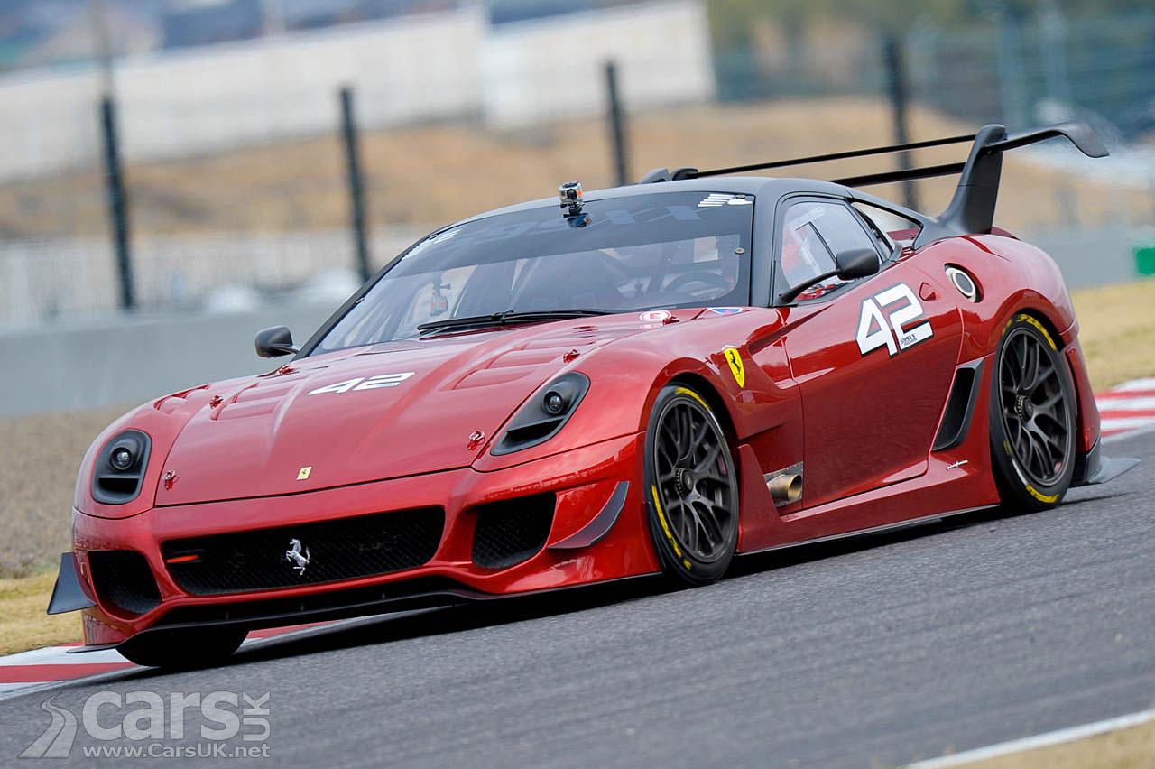 Ferrari 599XX Evoluzione 1