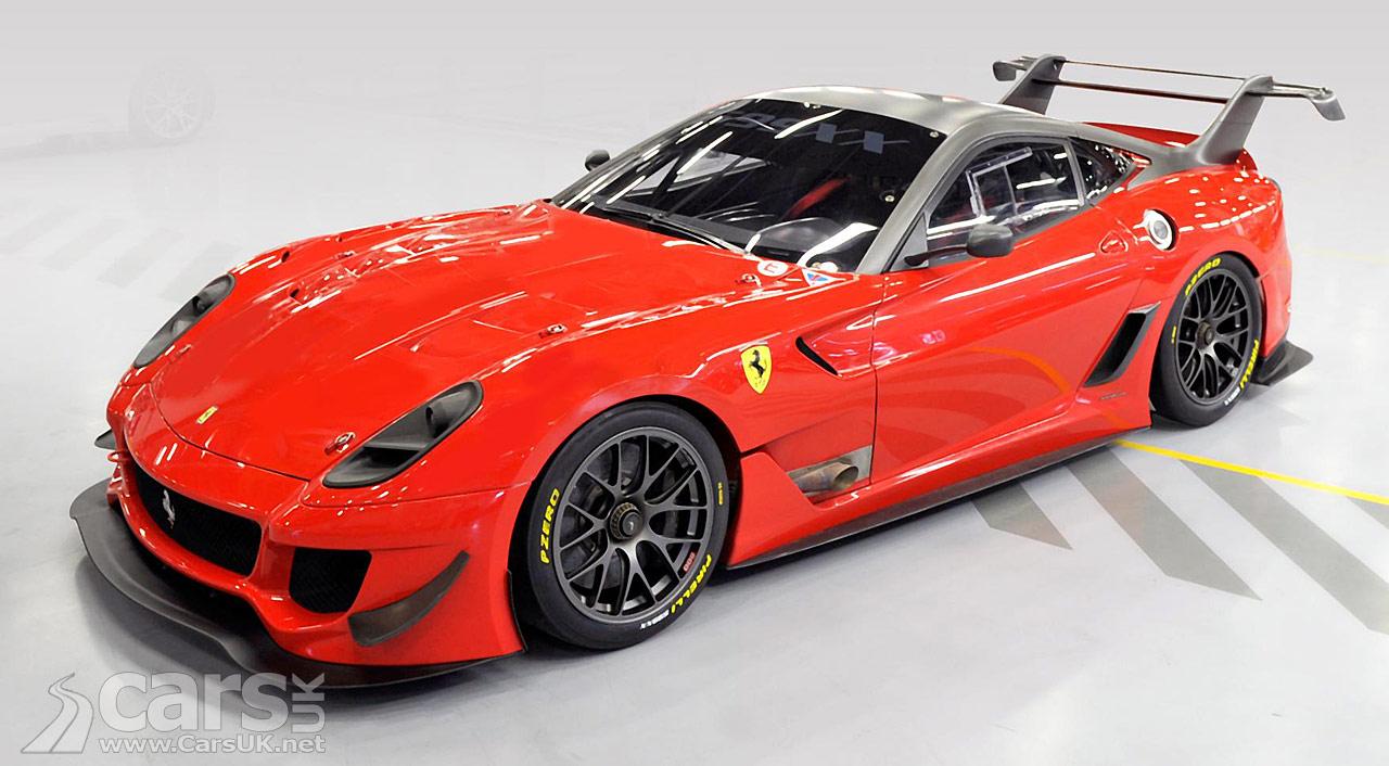 Ferrari Earthquake Auction