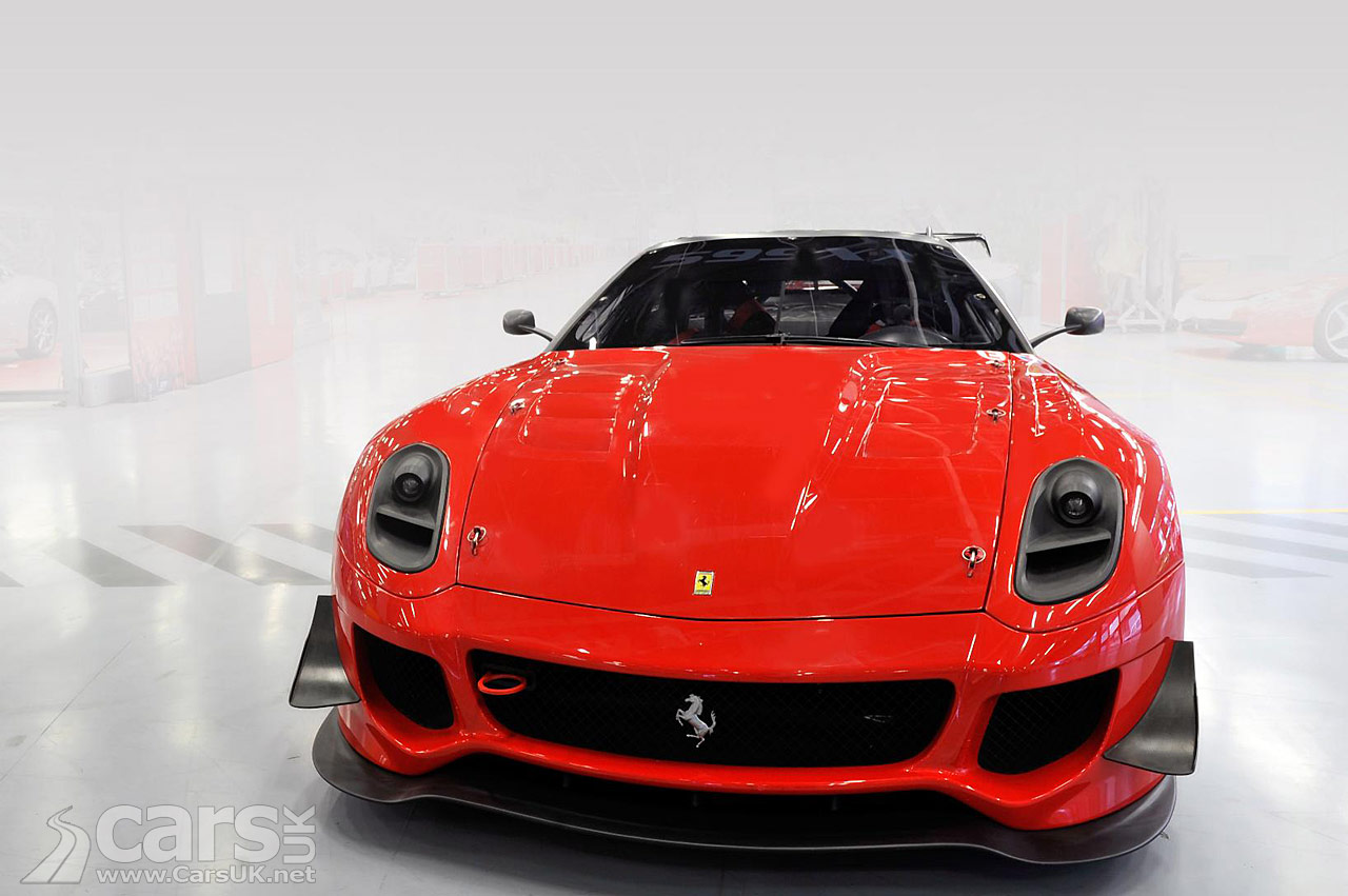 Ferrari Earthquake Auction