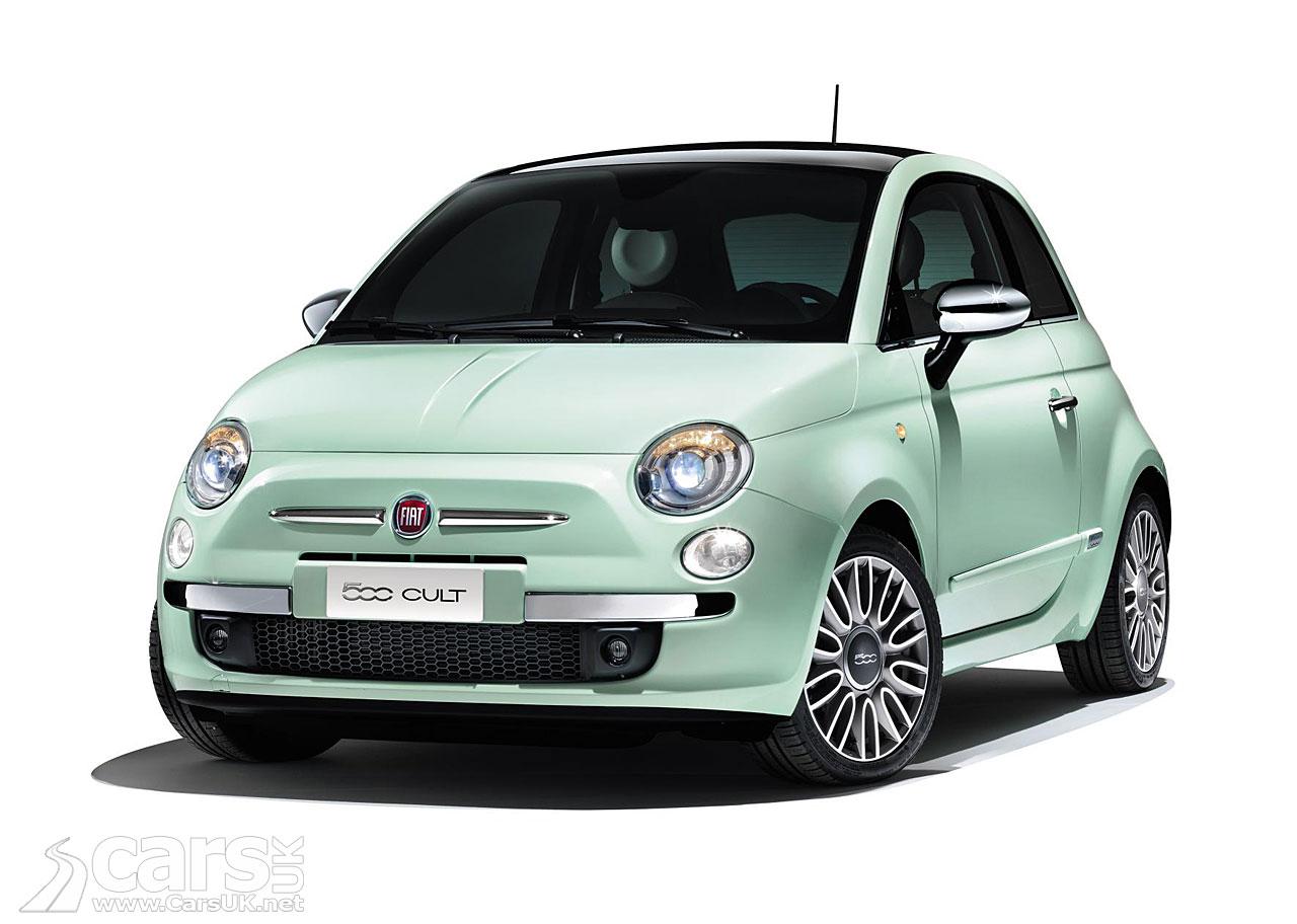 Fiat 500 Cult Pictures Cars Uk