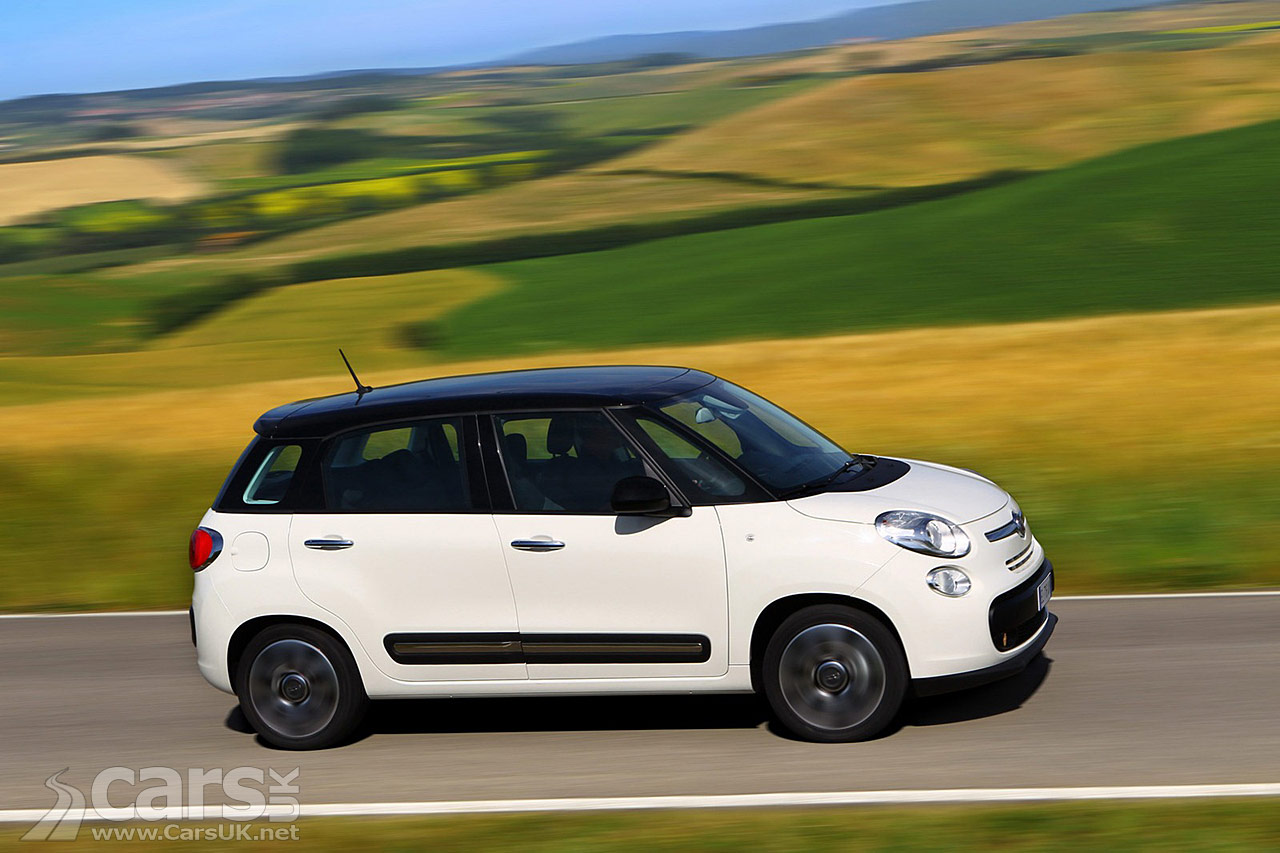 fiat 500l photos. Black Bedroom Furniture Sets. Home Design Ideas