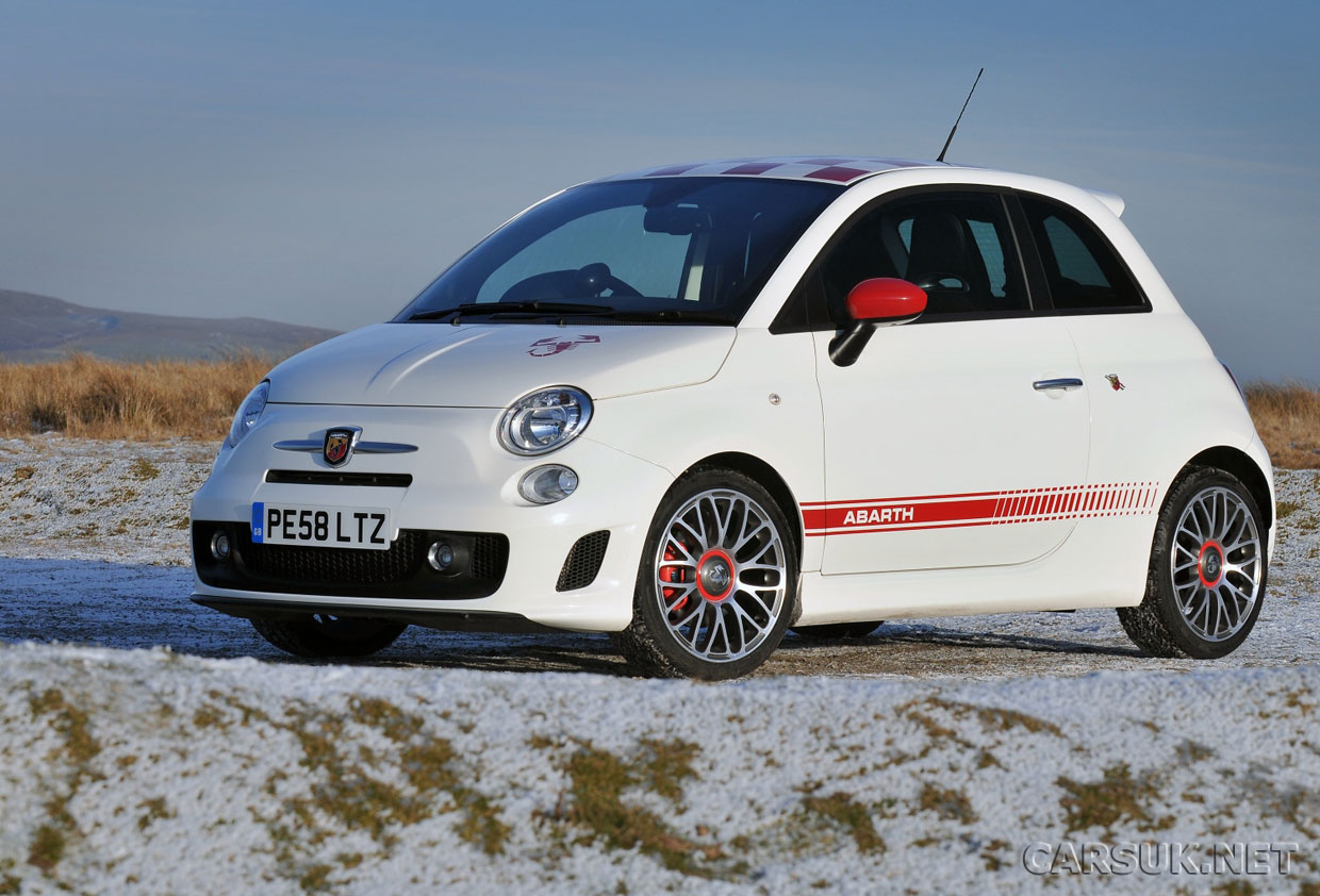 Fiat Abarth 500 Photo Image