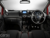 Ford Fiesta Zetec S Red and Black Edition Interior