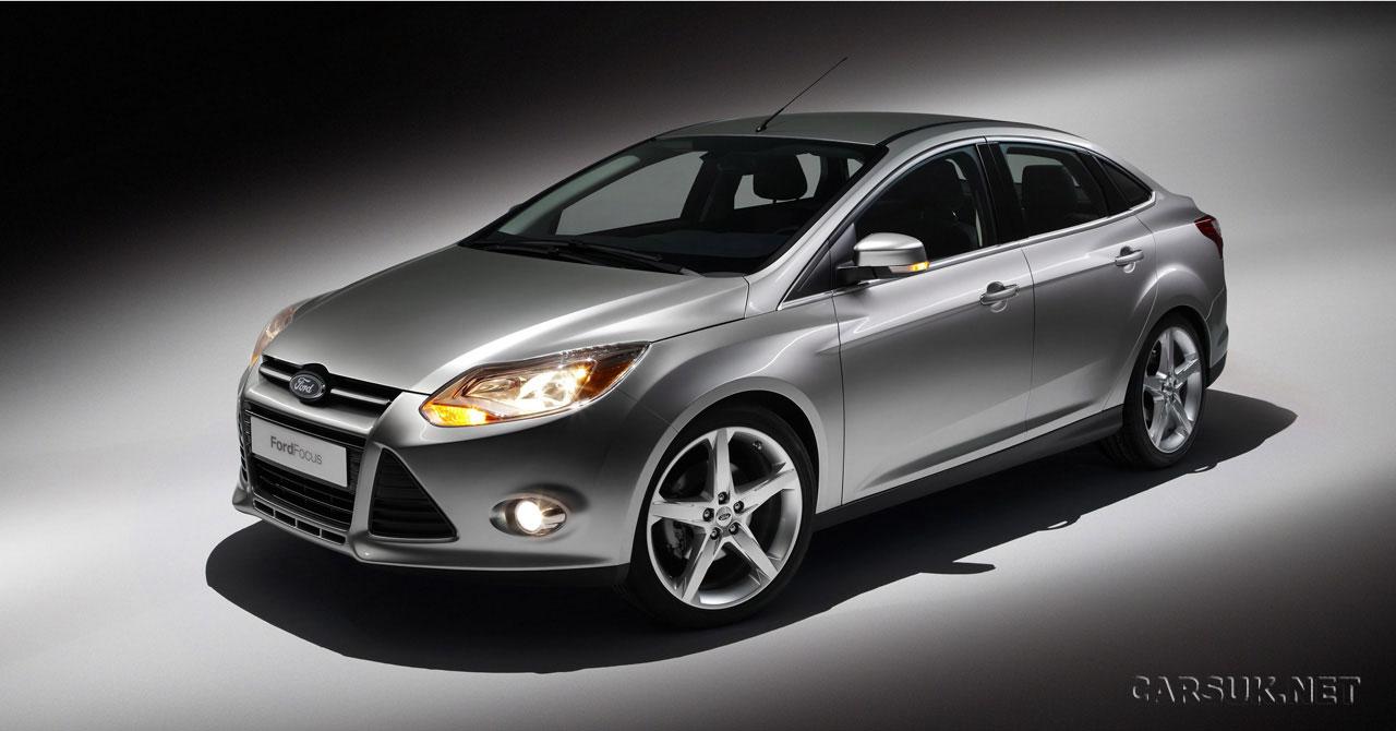 Ford Focus 2011 1
