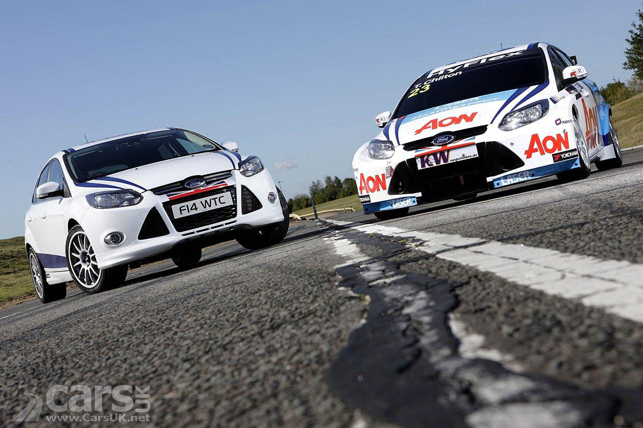 Ford Focus WTCC Edition