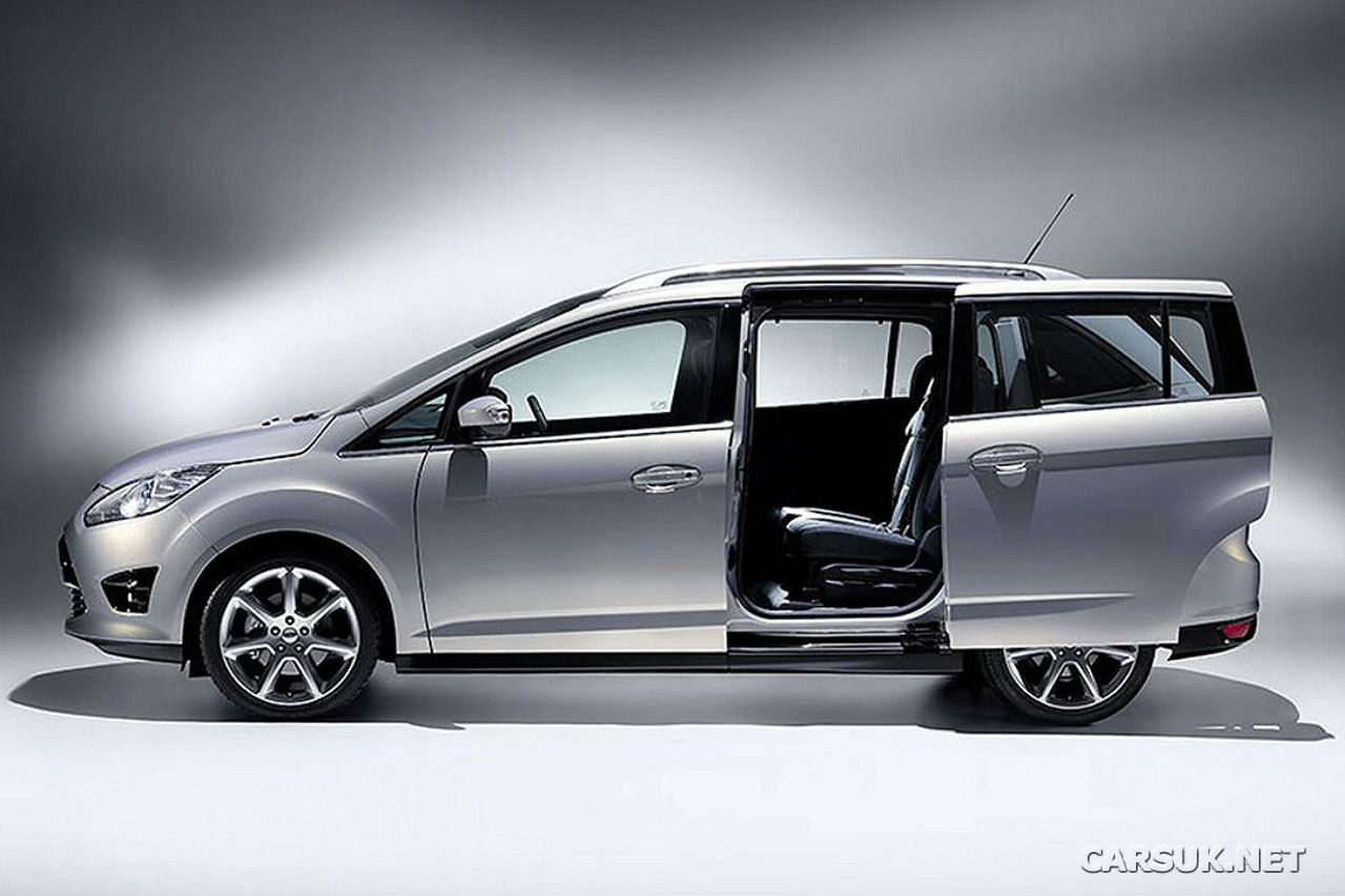 index of wp content gallery ford grand c max. Black Bedroom Furniture Sets. Home Design Ideas