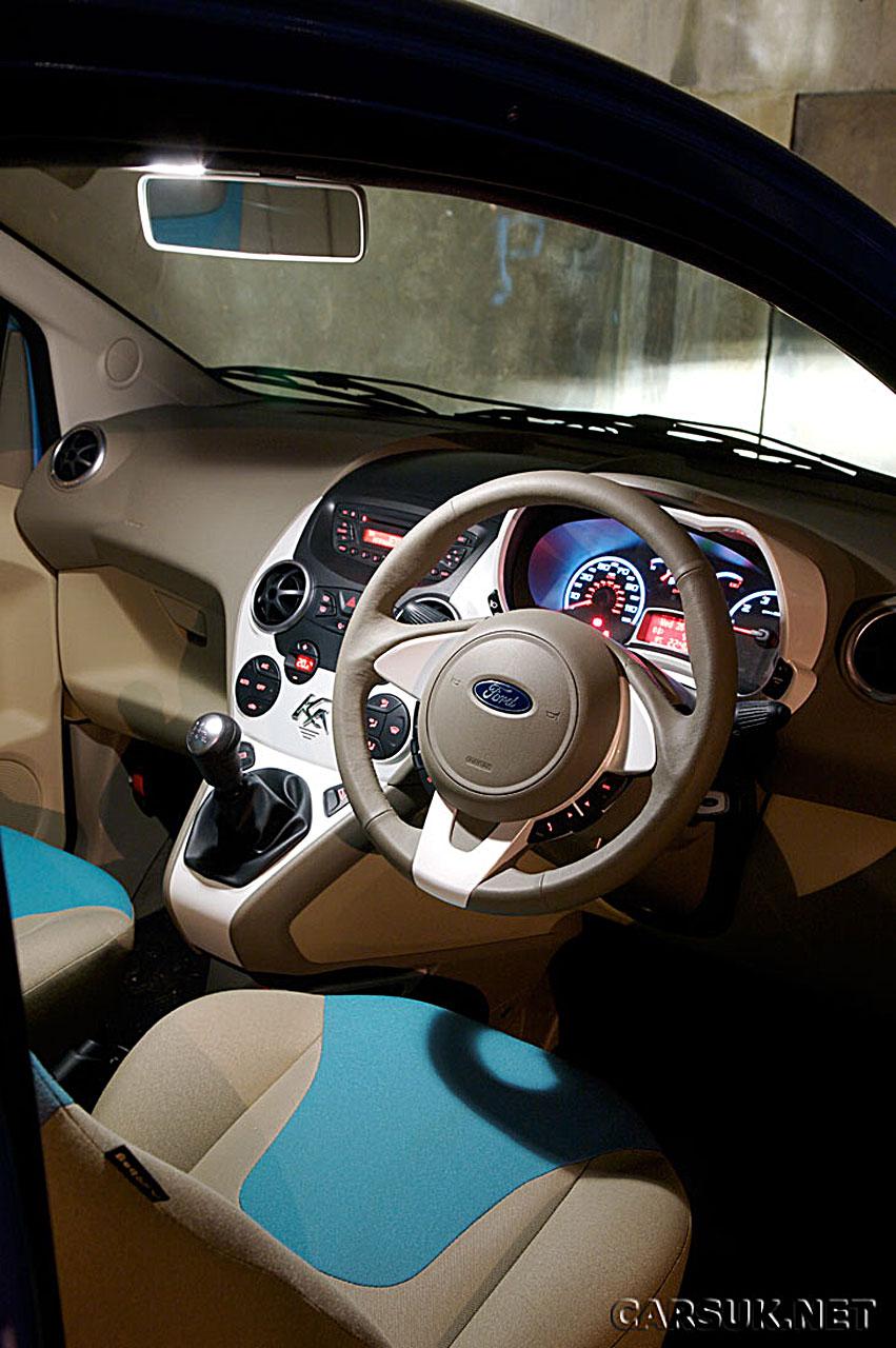 Ford Ka 1.3 Zetec TDCi Photo