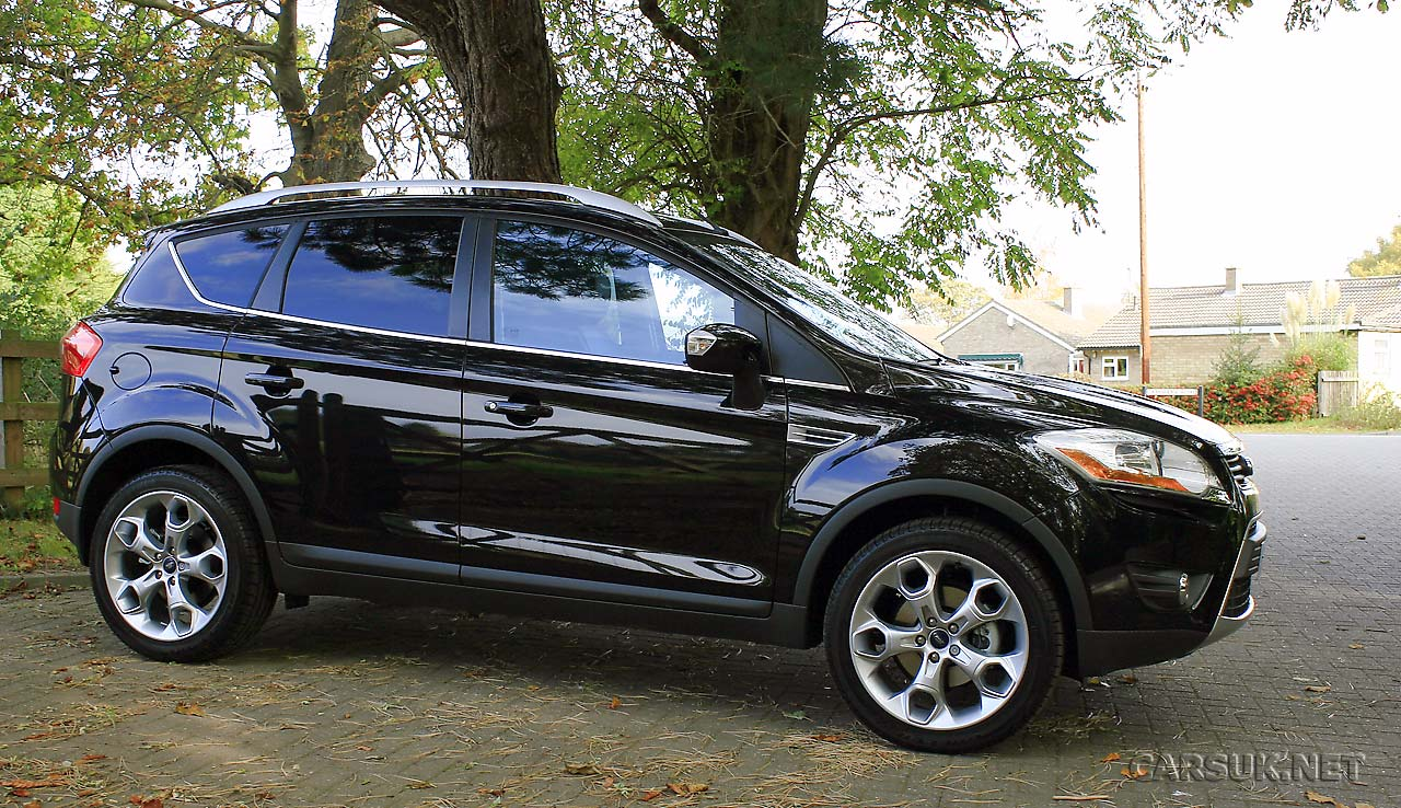 Ford kuga titanium review 1