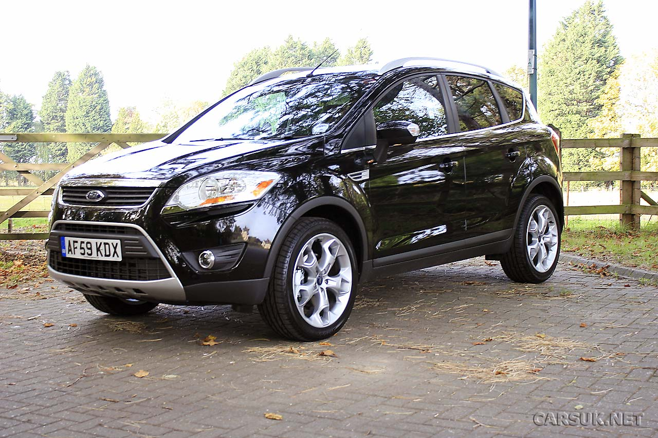 ford kuga 2 0 tdci titanium review photo gallery cars uk. Black Bedroom Furniture Sets. Home Design Ideas