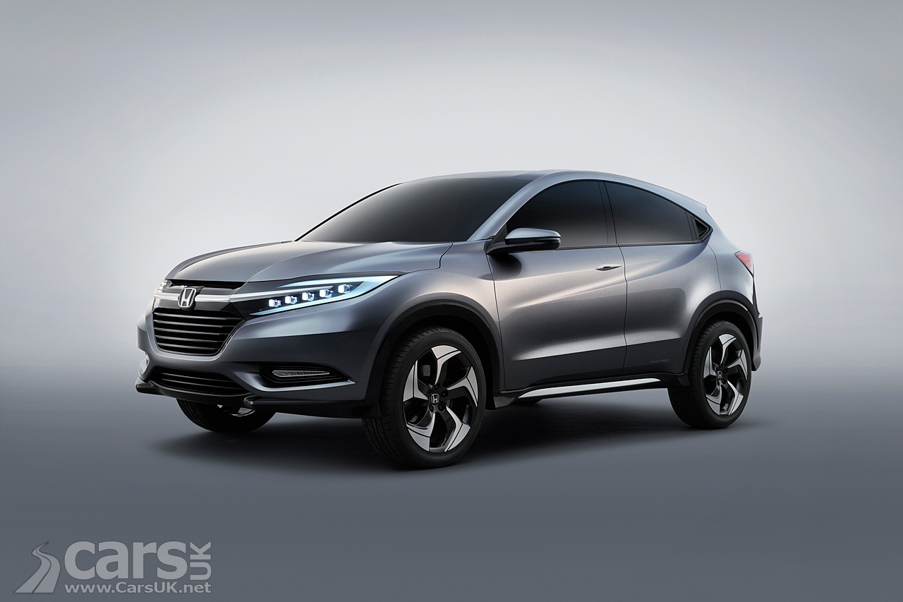 of the honda urban suv concept a new compact suv from honda which
