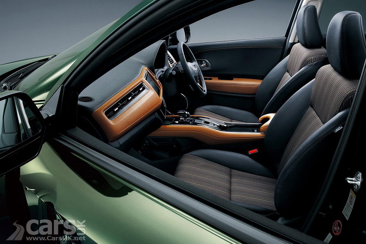 Honda Vezel JDM Pictures | Cars UK