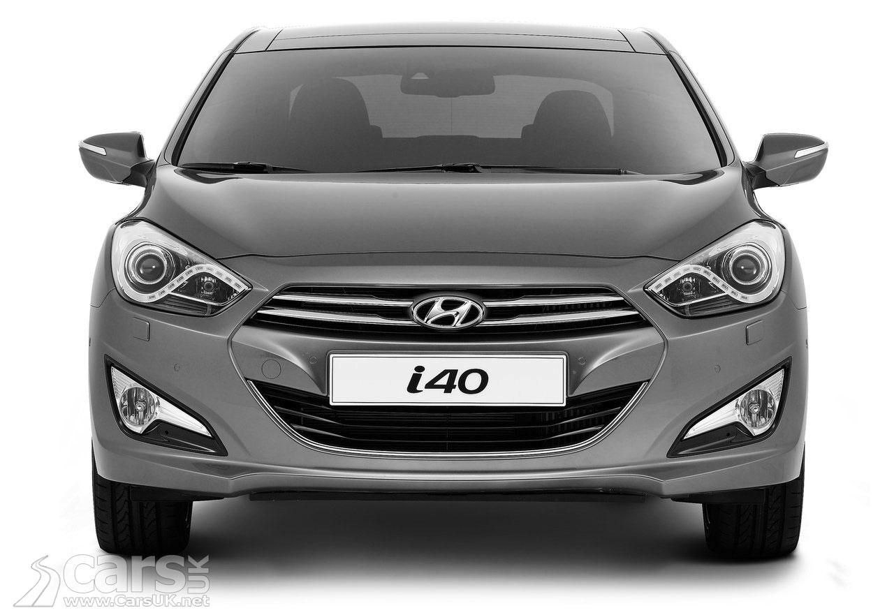 2012 Hyundai i40 saloon (5)
