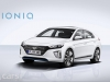 hyundai ioniq plug in and electric powertrain details revealed cars uk. Black Bedroom Furniture Sets. Home Design Ideas