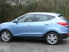 Hyundai ix35 2.0 CRDi 4WD Review side exterior photo