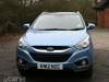 Hyundai ix35 2.0 CRDi 4WD Review front exterior photo