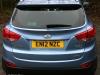 Hyundai ix35 2.0 CRDi 4WD Review rear exterior photo