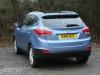 Hyundai ix35 2.0 CRDi 4WD Review back end photo