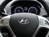 Hyundai ix35 2.0 CRDi 4WD Review steering wheel photo