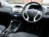 Hyundai ix35 2.0 CRDi 4WD Review driver view photo