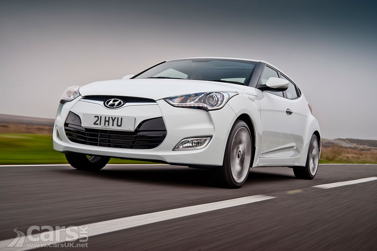 Hyundai Veloster UK 1