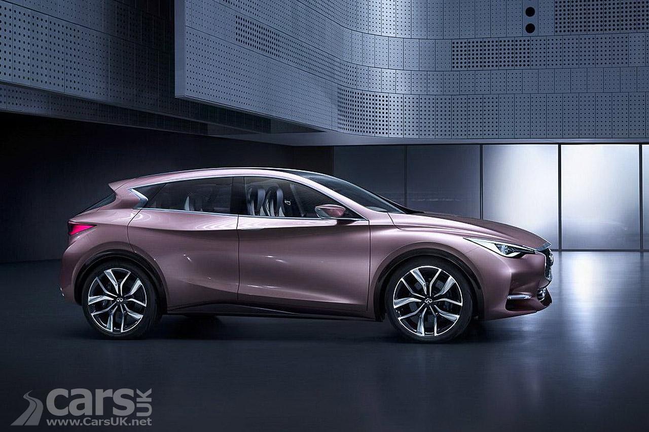 Infiniti Q30 Concept Pictures Cars Uk