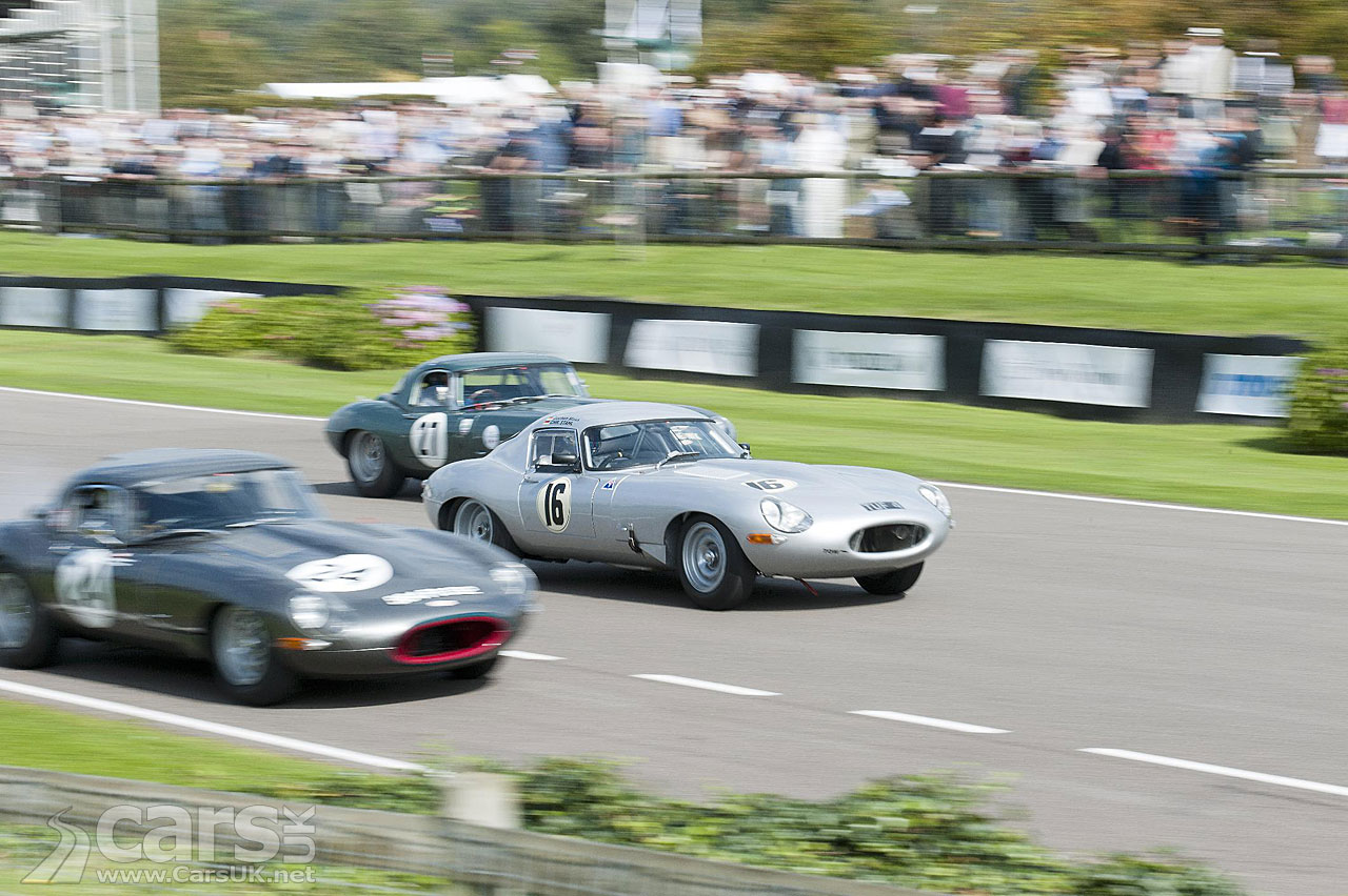 Jaguar E-Type Goodwood Revival 2011 (1)
