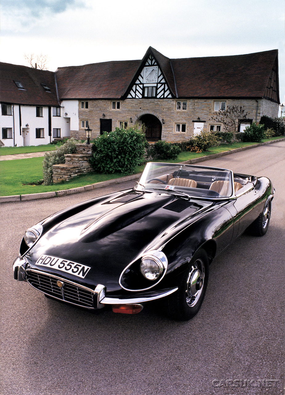 Jaguar E-Type 50th Anniversary 1