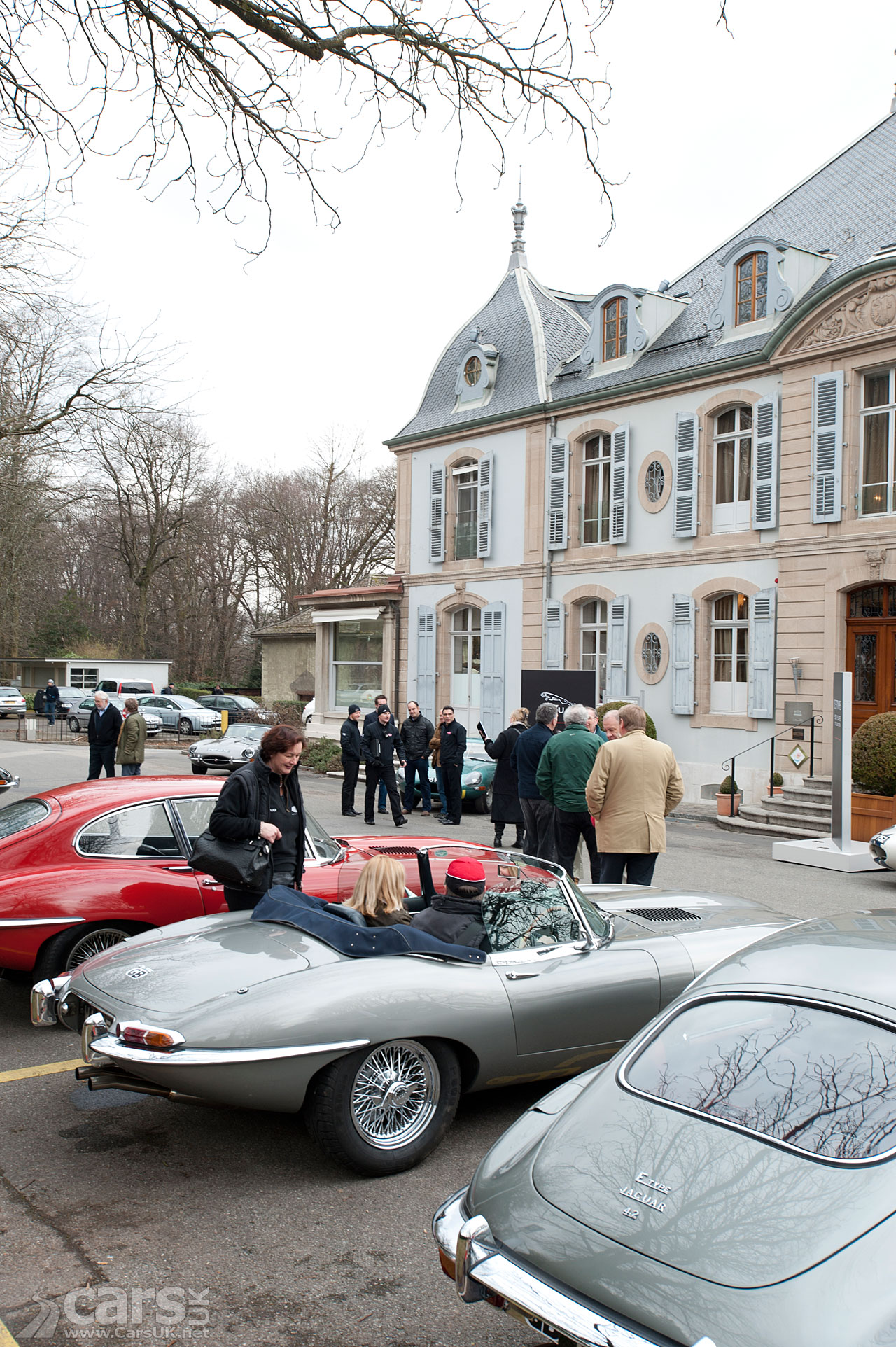 Jaguar E-Type 50th Anniversary