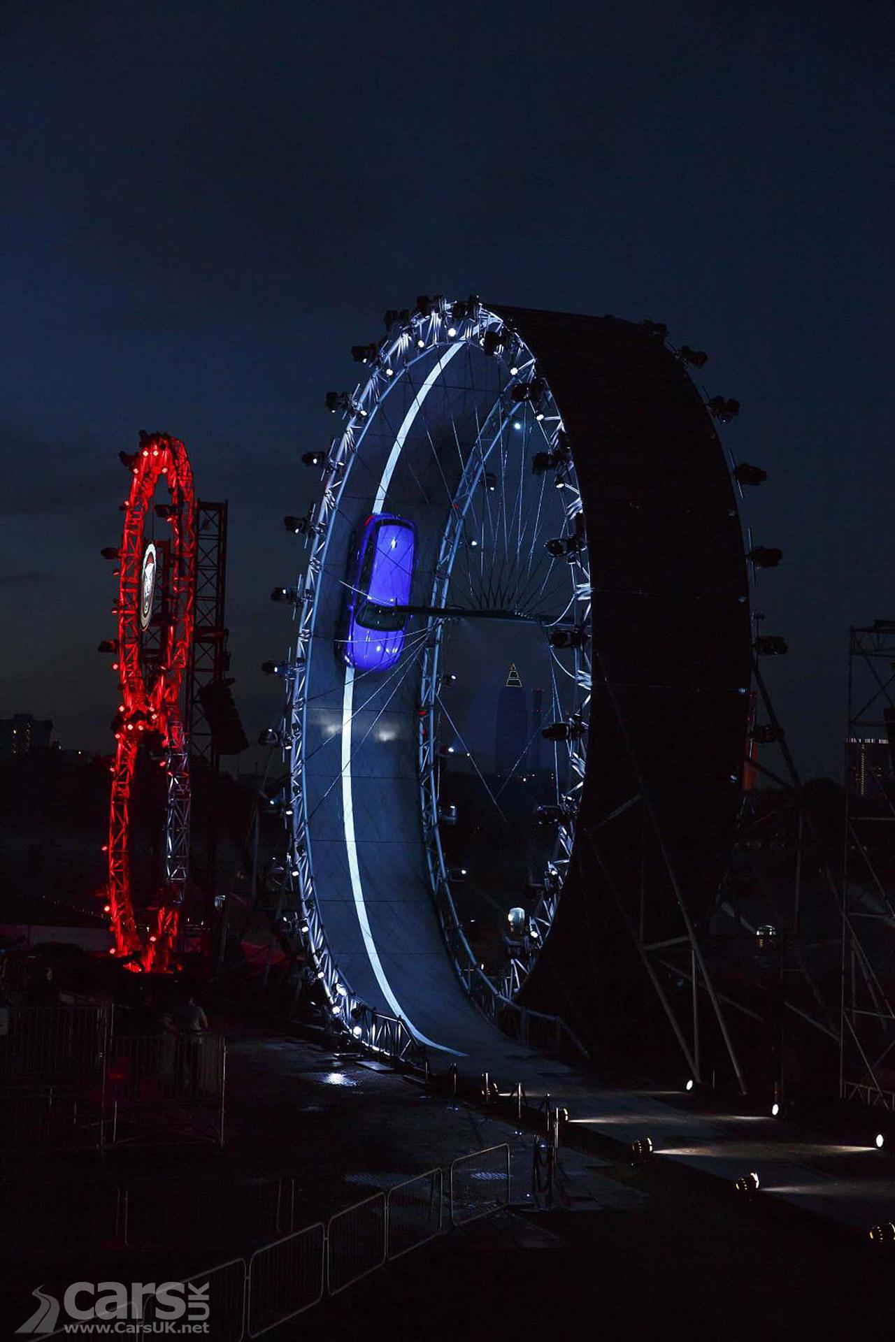 Jaguar F-Pace Power Loop