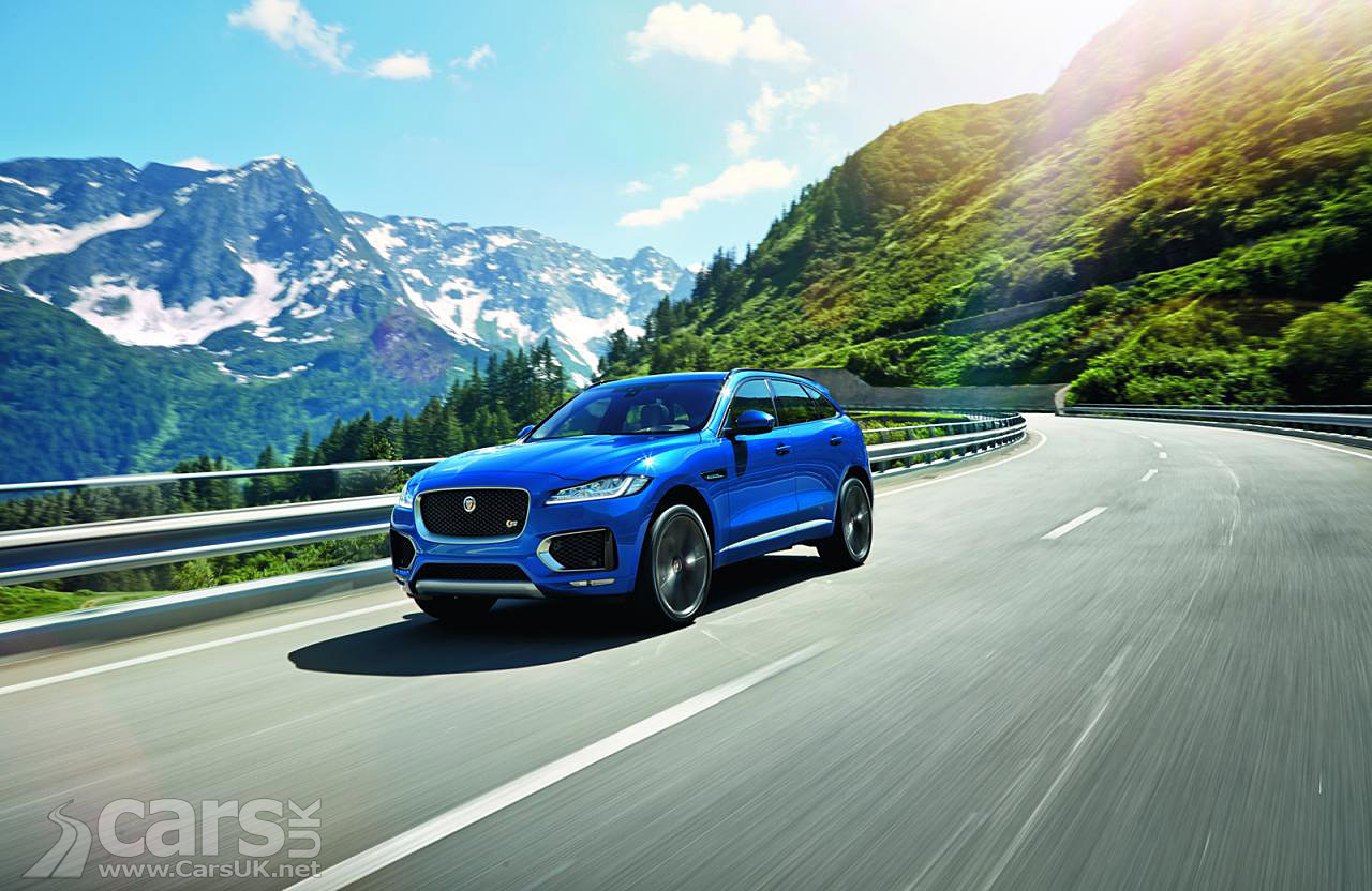 jaguar f pace cars uk. Black Bedroom Furniture Sets. Home Design Ideas