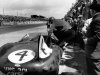Le Mans 1956, winning Jaguar D-type