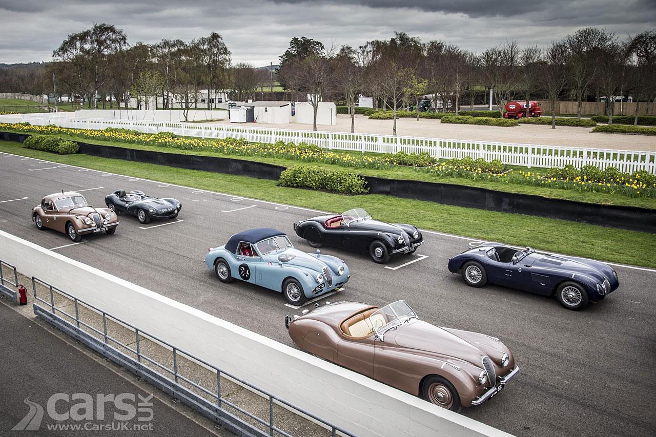 Jaguar Mille Miglia 2014 Entries