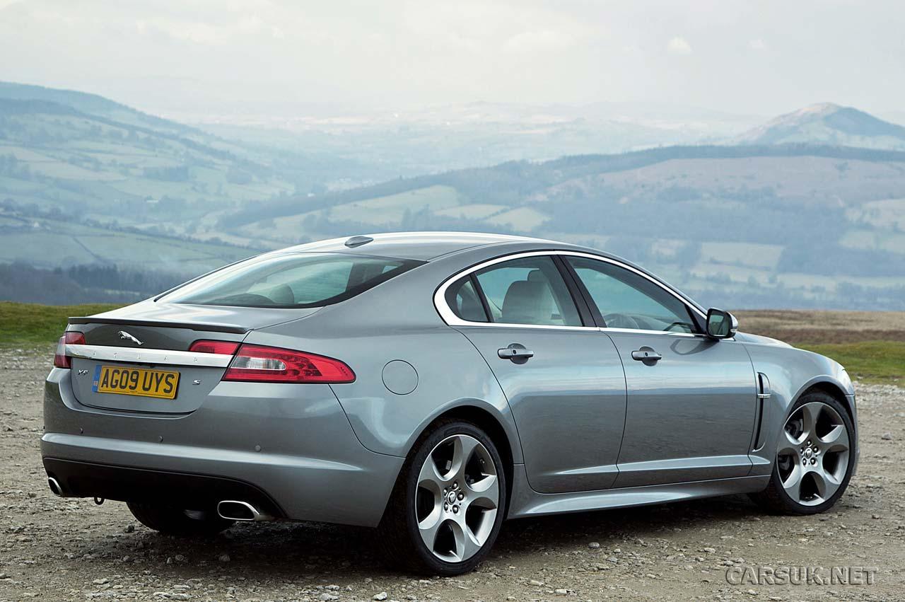 Jaguar XF - 2010 Updates