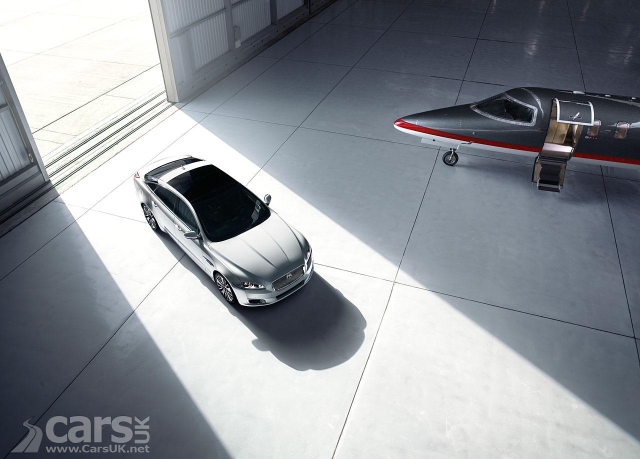 Jaguar XJ Ultimate 1