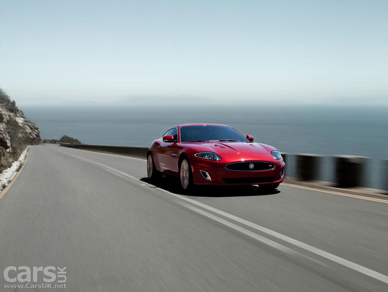 2012 Jaguar XK Photo Gallery