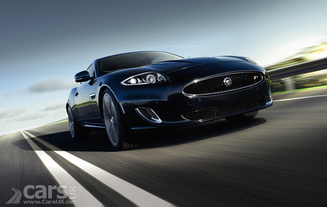Jaguar XK and XKR Special Edition 1