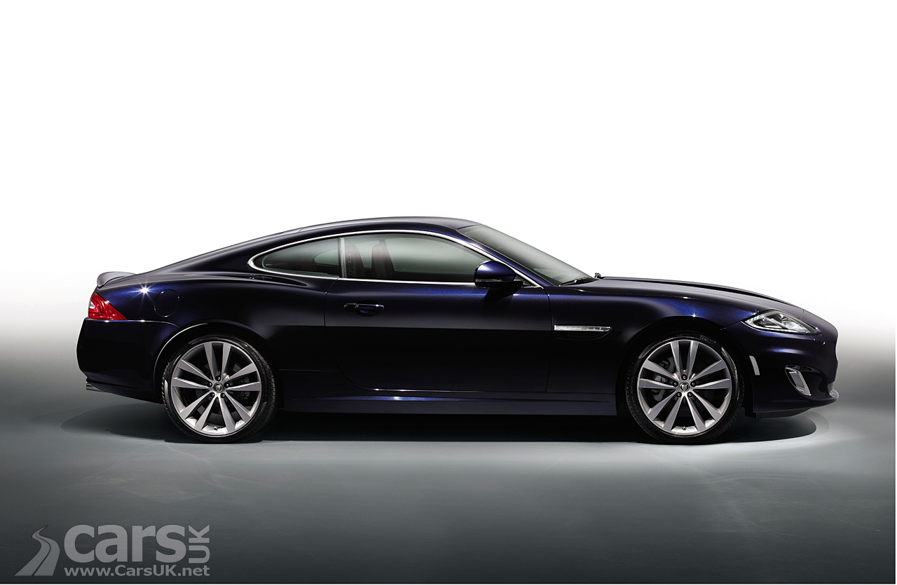 Jaguar XK and XKR Special Edition 2