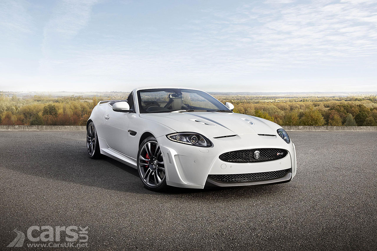 Jaguar XKR-S Convertible 10