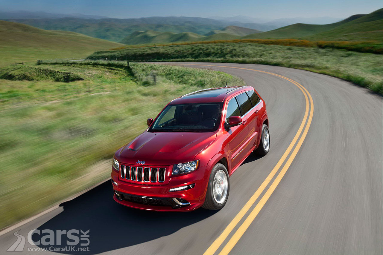 Jeep Grand Cherokee SRT8 29)