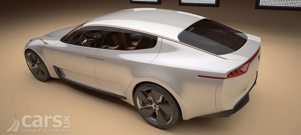 Kia 4-Door Concept (1)