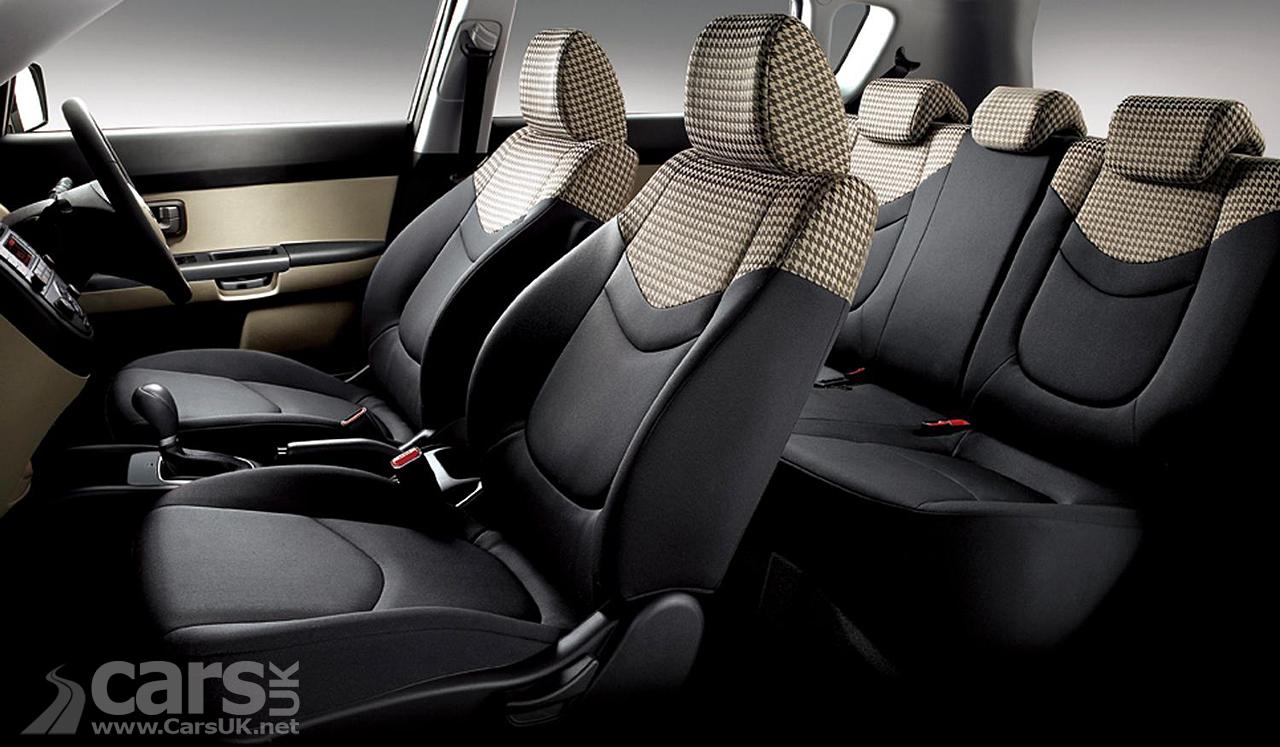Kia Soul Shaker Interior