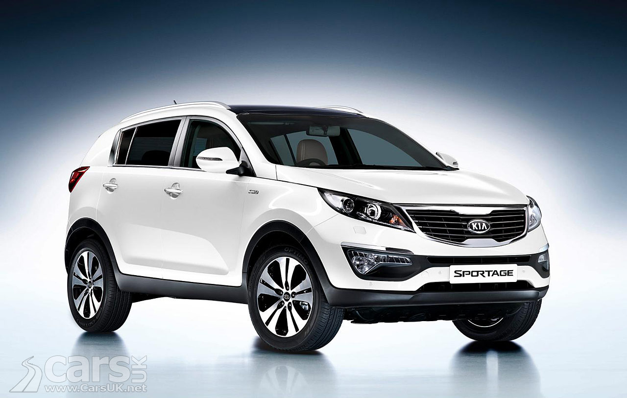 kia sportage kx 4 photos