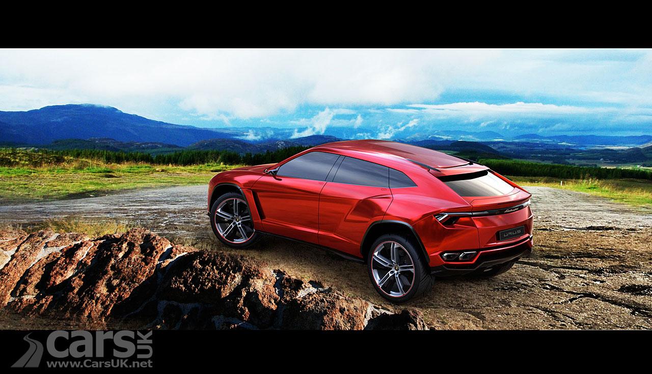 Lamborghini Urus Photo Gallery  Cars UK