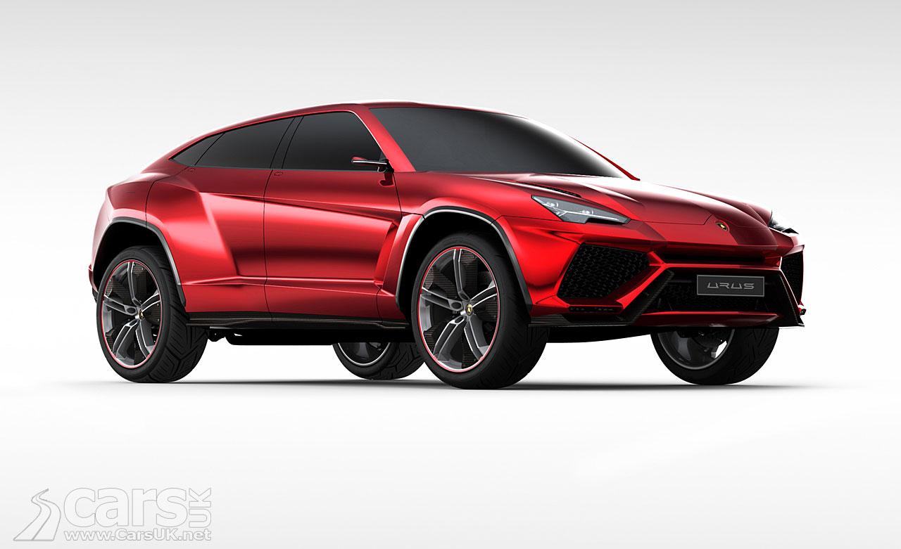 Lamborghini Urus 9
