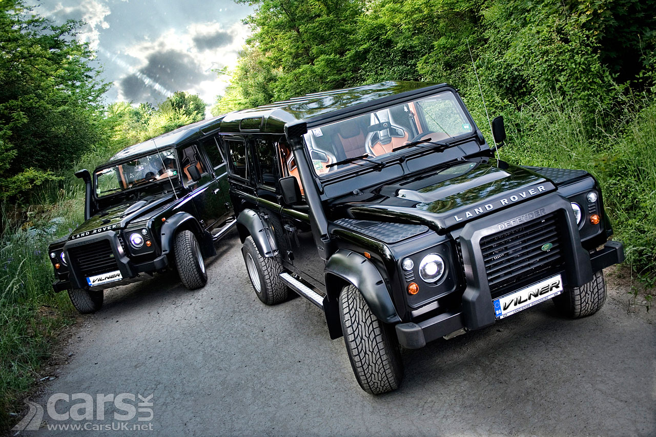 Vilner Land Rover Defender (1)